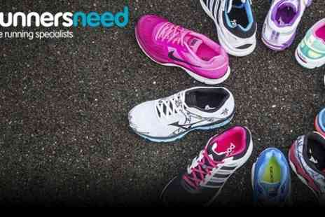 Runners Need Nationwide - £40 To Spend In Store or Online Plus Competition - Save 50%