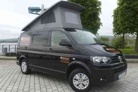 Caledonian Campers and Conversions - Camper Van Hire For Weekend  - Save 53%