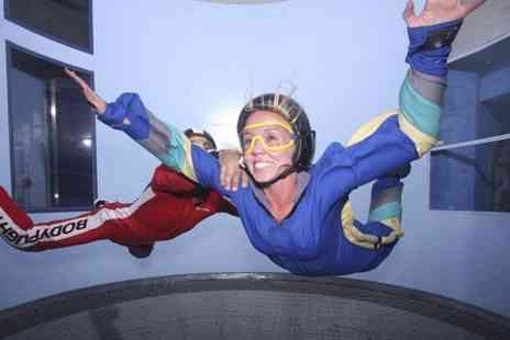 Bodyflight Bedford - Indoor Skydiving  - Save 41%