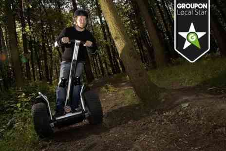 Segway Events - Segway Rally Experience for One - Save 50%