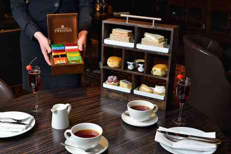 Thistle Kensington Gardens - Afternoon Tea for two with Cocktails or Champagne - Save 53%
