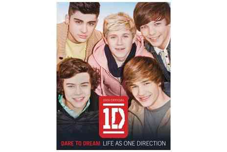 Bargainmax - One Direction 100% Official Bio Delivery Included - Save 49%