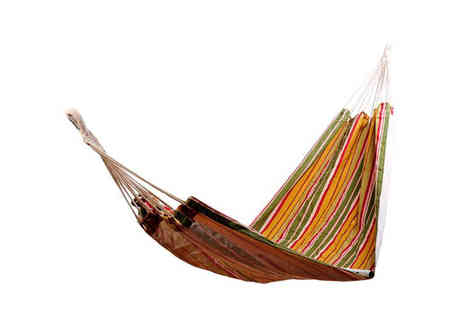 MHStar Uk  - Hammock in Assorted Colours - Save 51%