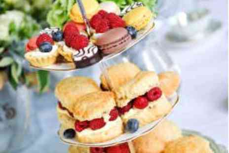 The Old Bakery Restaurant - Traditional Afternoon Tea for Two - Save 54%
