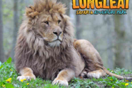Longleat Safari Park - Longleat Safari & Adventure Park Entry for One Child or Adult - Save 18%