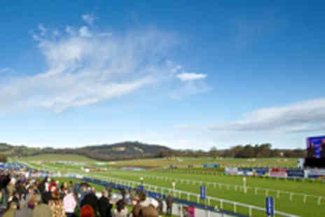 Chepstow Racing & Events - Premium Race Day Package and Afternoon Tea - Save 50%