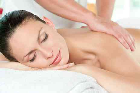 Garden Spa - 90 minute pamper package including facial, massage and manicure - Save 83%
