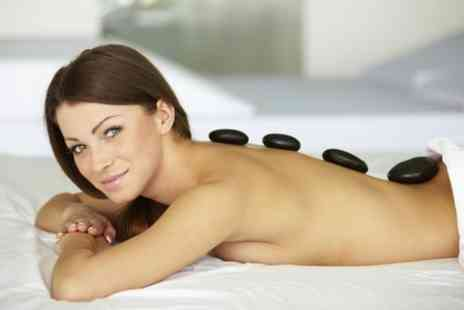 Neo Beauty by Kay - Hot Stone Massage - Save 50%