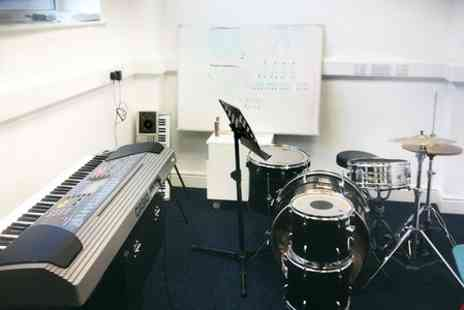 Promusic LDN - Choice of One Hour Music Lesson - Save 68%