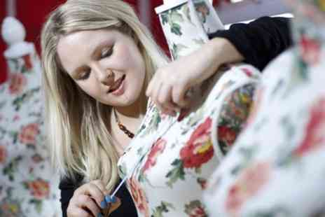 The London Sewing Room - One Day Dressmaking Course - Save 65%