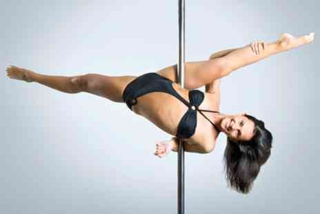 York Pole Dance Academy - One Months Worth of Classes  - Save 58%