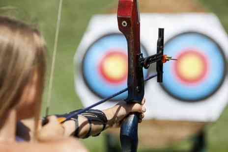 Leisure Matters - Axe Throwing and Rifle Experience  - Save 52%