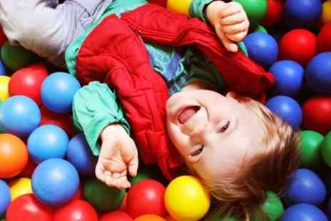 Jollies Barn - Soft Play and Meal For One Child - Save 50%