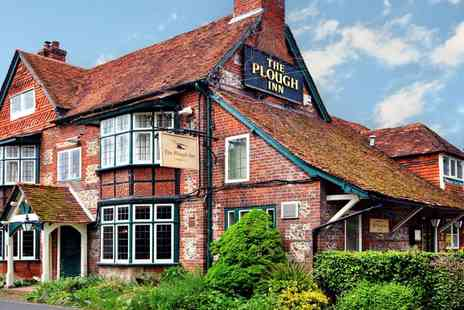 The Plough Inn - Six Course Menu for two - Save 41%