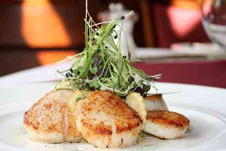 Macys Brasserie - Five Course Tasting Menu Meal for two - Save 50%