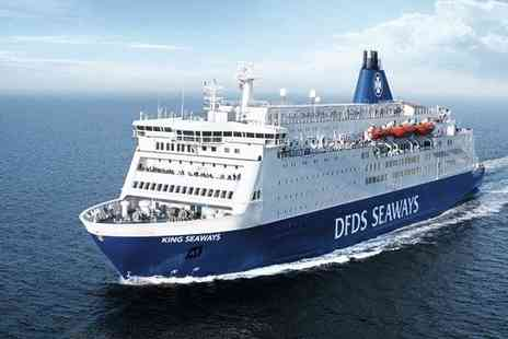 DFDS Seaways - Two nights stay Amsterdam Mini Cruise for two - Save 53%