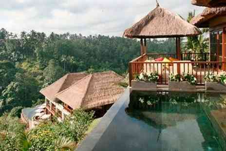 Hanging Gardens Ubud - Two Nights Stay at Stunning 5 Star Resort - Save 47%