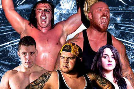 Scottish Wrestling Alliance - Ticket to the Swa Zero1 Aftermath - Save 50%