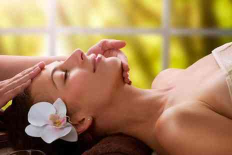Beauty by Daneka - 45 minute Dermalogica facial and a 30 minute back, neck and shoulder massage - Save 64%