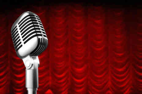 Jongleurs - Two  Tickets to Comedy Show - Save 58%