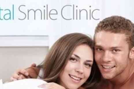 Vital Smile Clinic Glasgow - One Hour Laser Teeth Whitening Session - Save 67%