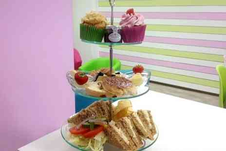 Cups n cakes - Afternoon Tea For Two - Save 40%