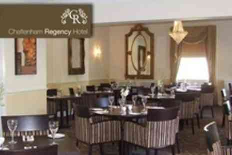 Cheltenham Regency Hotel - Two Course Sunday Roast For Two - Save 66%