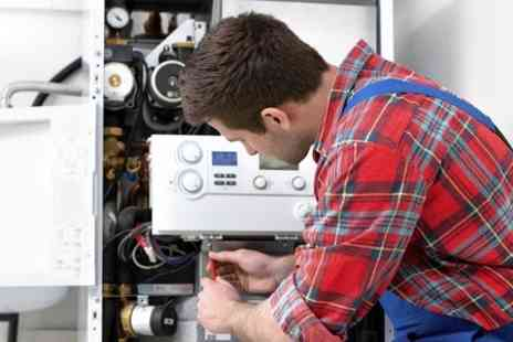 Heating Doctor - Full Boiler Service and Annual Gas Certification - Save 50%