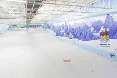 Chill Factore - One Hour Slope Lift Pass - Save 54%