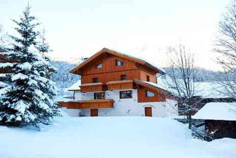 Powder White - Seven Night stay With Breakfast and Dinner - Save 37%
