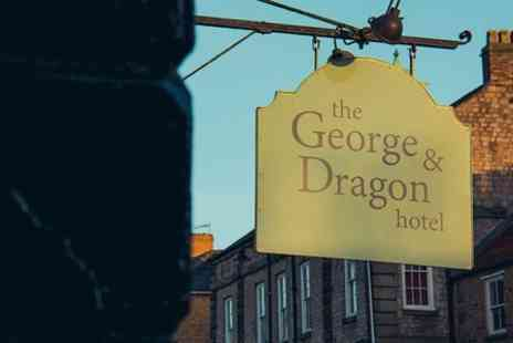 The George & Dragon Hotel - Stay For Two With Breakfast - Save 23%