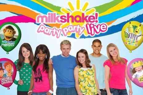 Milkshake Live - Admission For Four to  Milkshake! Live  - Save 36%
