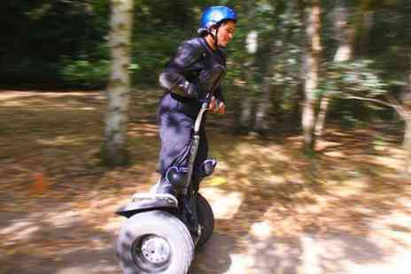 Segkind - Off Road Segway Experience For Two  - Save 44%