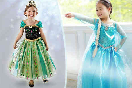Princess Costume - Choice of Princess Dress - Save 78%
