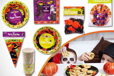 Kit Out Your Halloween - Halloween Tea Party Pack - Save 50%