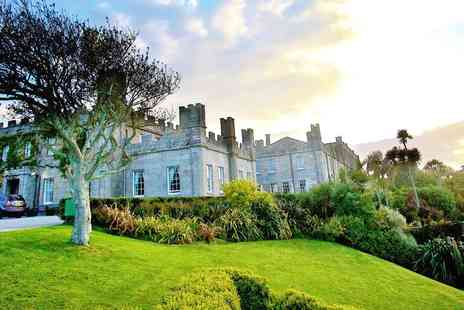Tregenna Castle - Take a romantic break  with a three course dinner included - Save 56%