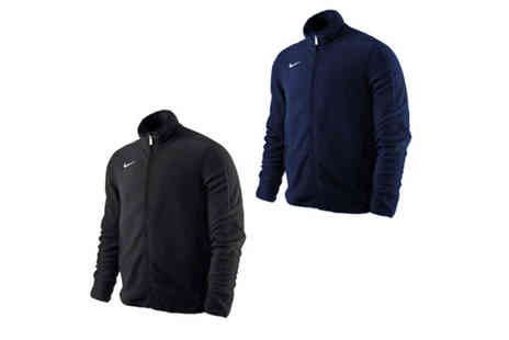 Active Human - Nike Mens Thermal Fleece Jacket - Save 50%