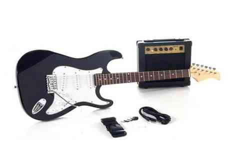 Plaspac - Intempo Electric Guitar and Amplifier - Save 40%