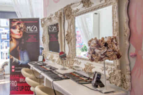 Make Up London Academy - Three Hour MAC Makeup Masterclass with Goodie Bag for One - Save 85%
