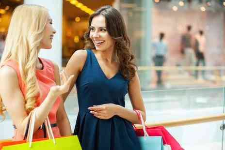 Carlinii - Three hour personal shopper experience  - Save 87%
