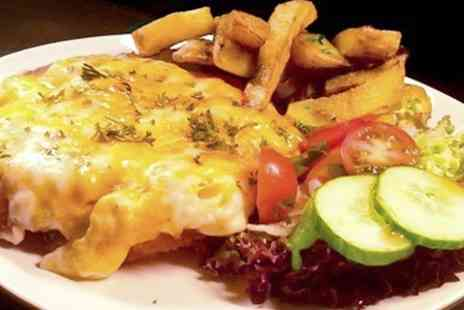 The Hardwick Arms Hotel - Chicken Parmo or Hunters Chicken For Two - Save 49%