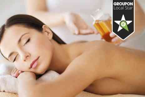 Is Unique - One Hour Aromatherapy or Deep Tissue Massage - Save 68%