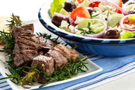 The Olive Tree Greek Restaurant - £23 Towards Food For Two - Save 57%