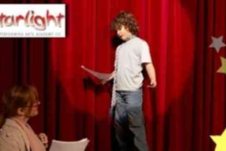 Starlight Performing Arts Academy - One Week of Full Day Child Performing Arts Classes - Save 65%