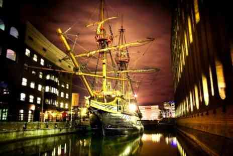 The Golden Hinde Trust - Haunted Pirate Ship Halloween Experience - Save 50%