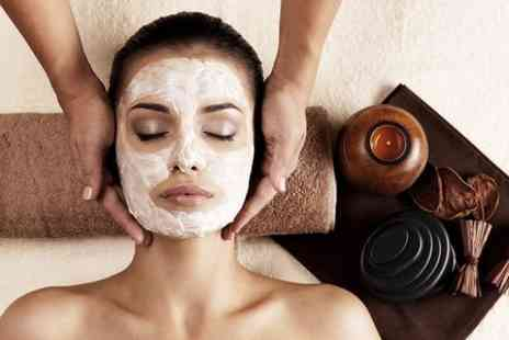 Cyan Holistic and Cosmetic Therapy - Facial With Massage and Body Mask  - Save 65%