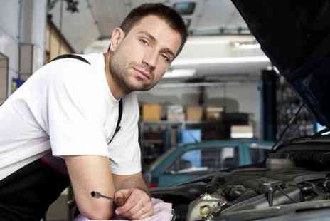 Autolink Service Centre - MOT Test Plus 54 Point Service - Save 73%