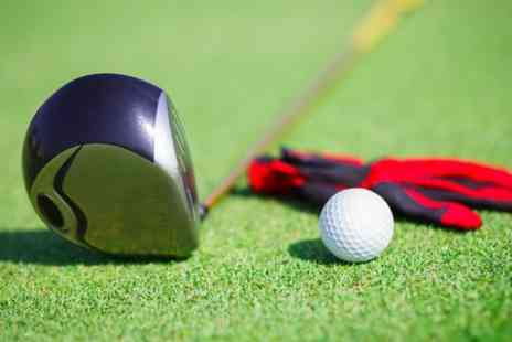 Affordable Golf - One Indoor Winter Golf Practice Sessions, With Unlimited Balls  - Save 58%