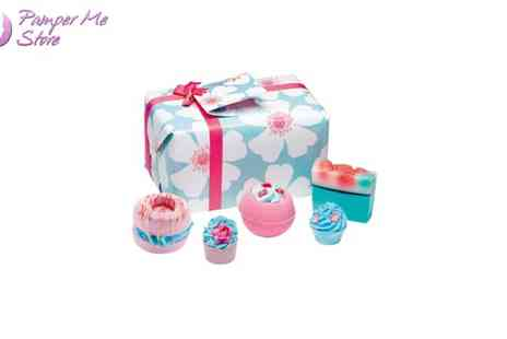 Sterling Distribution - Choice of Awesome Bath Bomb Gift Set - Save 8%