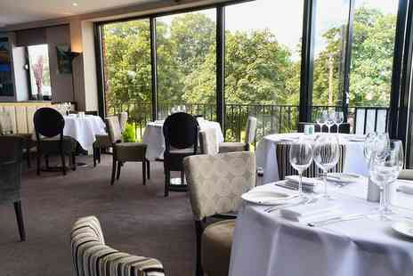 Restaurant 107 - Refined  5 Course Tasting Menu for 2 - Save 39%